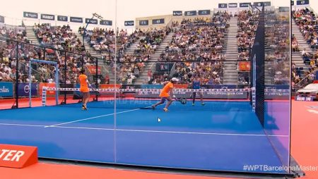 The most impossible point by Fernando Belasteguin (video)