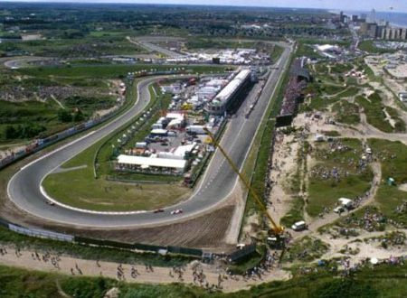 Formula 1 is back to Netherlands after 35 years