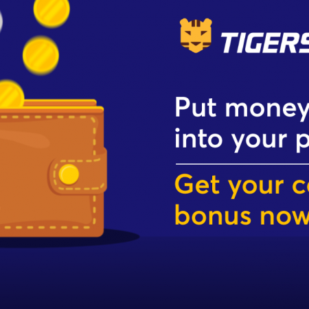Tigersbet cashback bonus is now live