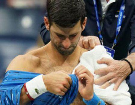 Surgery may be necessary for Djokovic