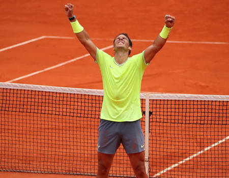 The French Open is one of a kind.