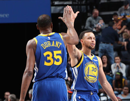 The Warriors face the Spurs in a game that can go either way!