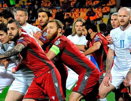 Αrmenia faces Romania tonight