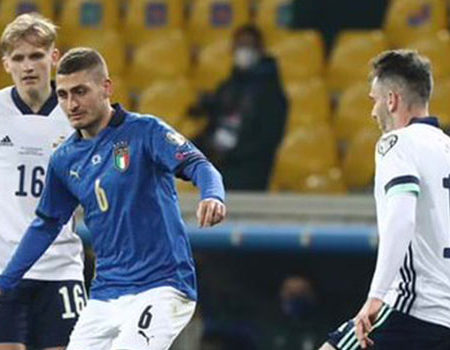 Lithuania-Italy and Ukraine-Kazakhstan: World Cup duo!