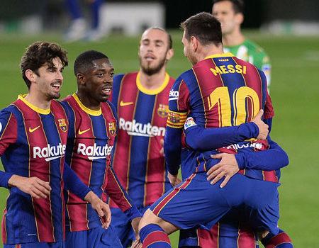 Βarcelona faces Valladolid