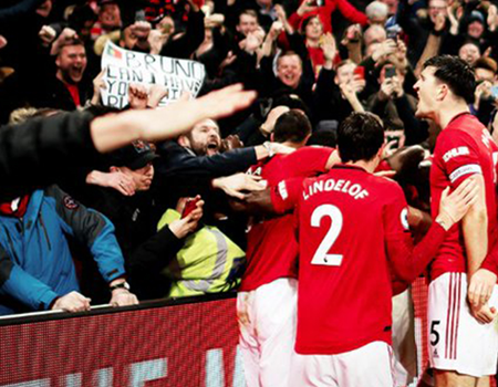 Manchester United meets Fulham tonight