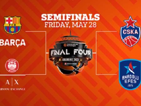 The Euroleague Final Four