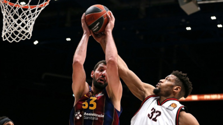 Basket: Barchelona meets Olympia Milano tonight