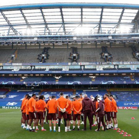 Chelsea meets Real-Madrid tonight
