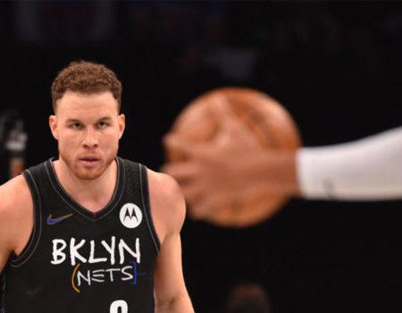 Bucks against Nets for their third game
