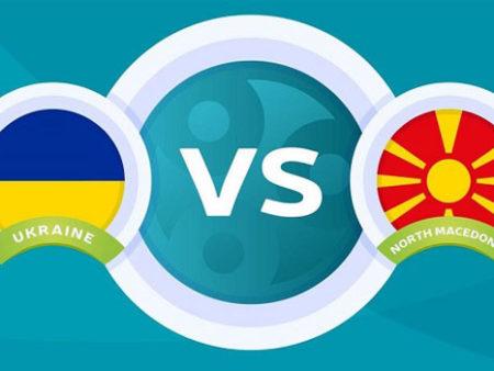 Ukraine meets Northern Macedonia tonight