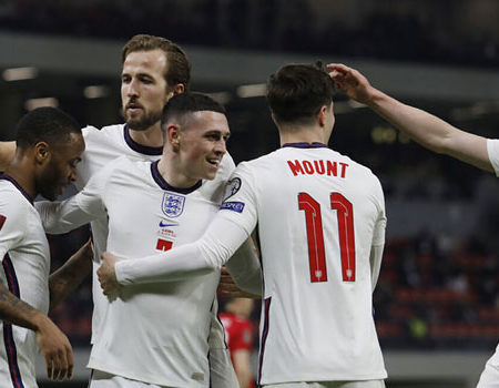 England faces Germany tonight
