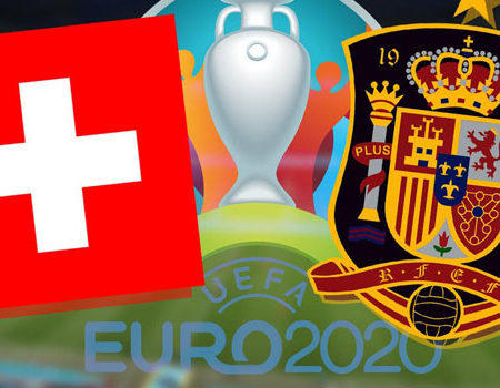 Switzerland meets Spain tonight