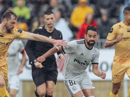 Legia meets Warsaw Bodo Glimpt
