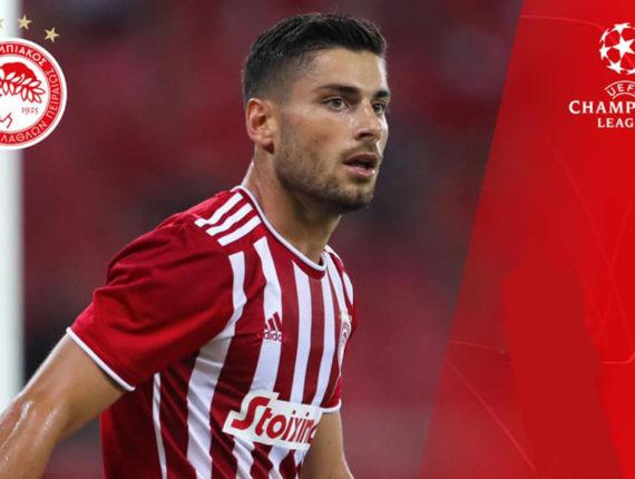 Olympiakos faces Ludogorets tonight