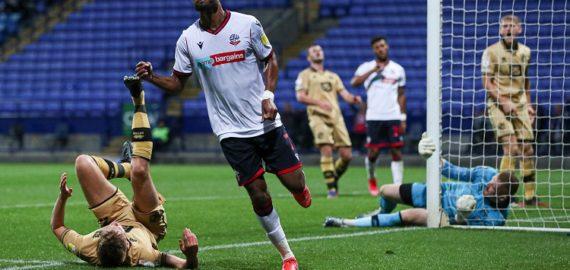 Bolton meets Burton in a tremendous match