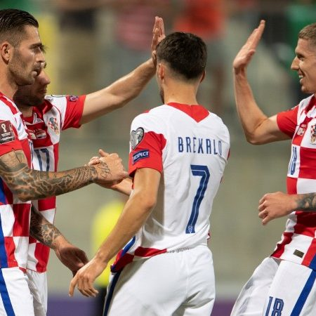 Word Cup Qualifiers: Croatia vs Slovakia