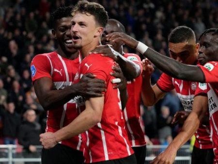 Eindhoven – Monaco: Goals and… 2.07!