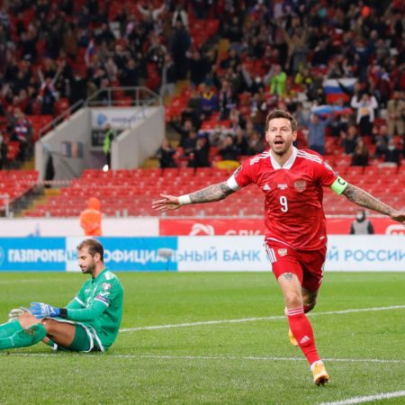 Russia – Slovakia: For the 2.42 that holds it high
